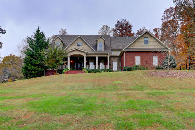 Lenoir City Single Family Home Pending - Continue To Show - 1: 2600 Paw Paw Plains Rd