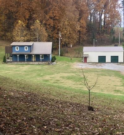 New Tazewell TN Single Family Home For Sale: $185,000