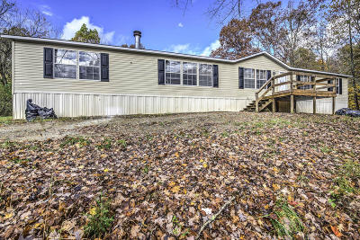 Luttrell Single Family Home For Sale: 125 Greenland Rd