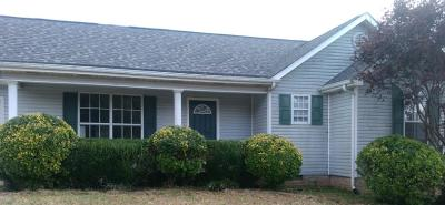 Madisonville Single Family Home For Sale: 120 Berry Drive