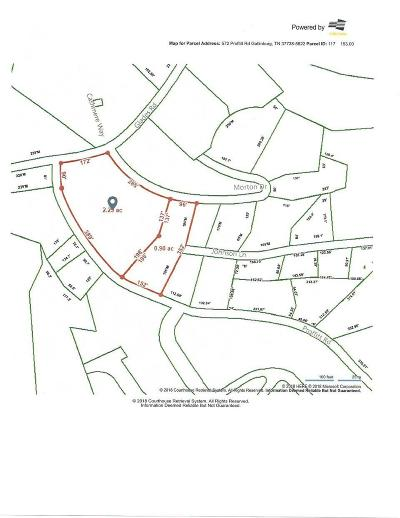 Sevier County Residential Lots & Land For Sale: Glades Rd. & Proffitt Rd.