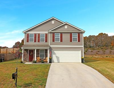 Corryton Single Family Home For Sale: 7145 Lawgiver Circle