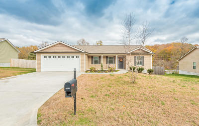 Knoxville Single Family Home For Sale: 2832 Hopscotch