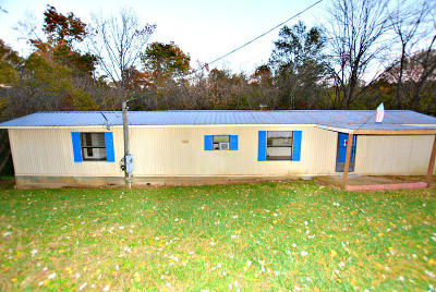 Knoxville Single Family Home For Sale: 8614 Curtis Rd
