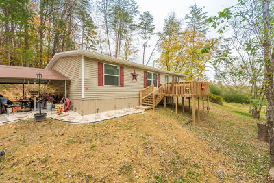 Clinton Single Family Home For Sale: 126 McKamey Lane