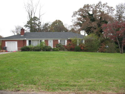 Knoxville Single Family Home For Sale: 3609 Riverview Drive