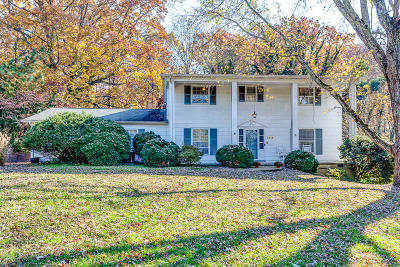 Knoxville Single Family Home For Sale: 3618 Cherrylog Rd. Rd