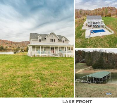 Sharps Chapel Single Family Home For Sale: 289 Old Leadmine Bend Rd Off Rd