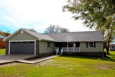 Cocke County Single Family Home For Sale: 887 Overholt Rd