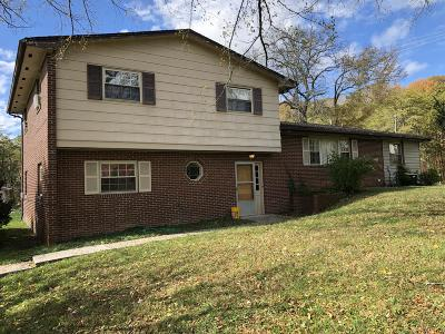 Knoxville Single Family Home For Sale: 7225 John Norton Rd