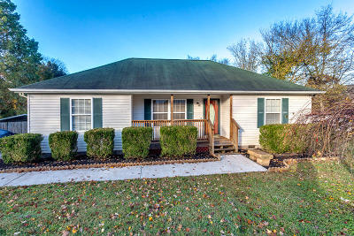 Knoxville Single Family Home For Sale: 3431 Compton St