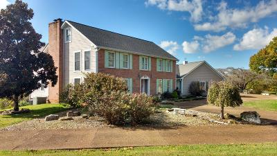 Maryville Single Family Home For Sale: 687 Clearview Drive