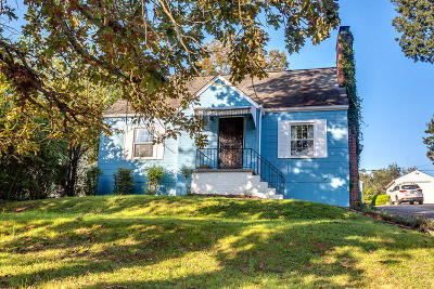 Knoxville Single Family Home For Sale: 2437 Kennington Rd