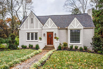 Knoxville TN Single Family Home Pending - Continue To Show - I: $699,000