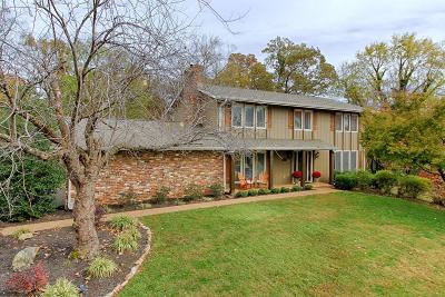 Knoxville Single Family Home For Sale: 12001 Firestone Point