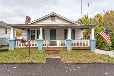 Knoxville Single Family Home For Sale: 109 Henry Ave