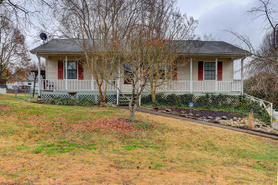 Maryville TN Single Family Home For Sale: $194,900