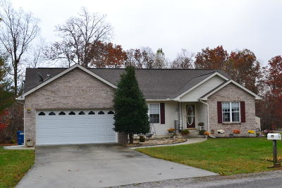 Crossville Single Family Home For Sale: 33 Oklahoma Court