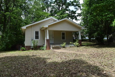 New Market Single Family Home For Sale: 2666 Piney Rd