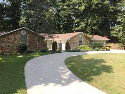 Powell Single Family Home For Sale: 7941 Castlecomb Rd