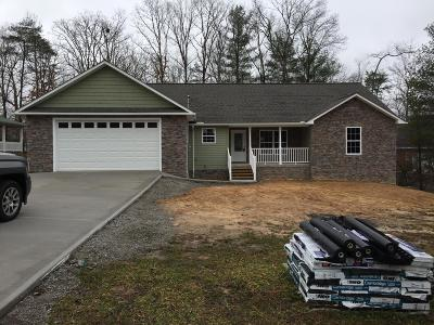 Crossville TN Single Family Home For Sale: $209,900