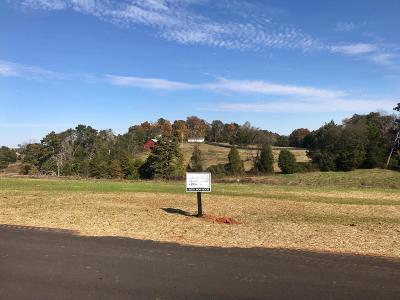 Blount County, Knox County, Loudon County, Monroe County Residential Lots & Land For Sale: 1538 Regiment Way
