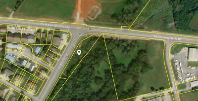 Maryville Residential Lots & Land For Sale: 1273 Middlesettlements Rd