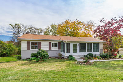 Knoxville Single Family Home For Sale: 7228 Deane Hill Drive