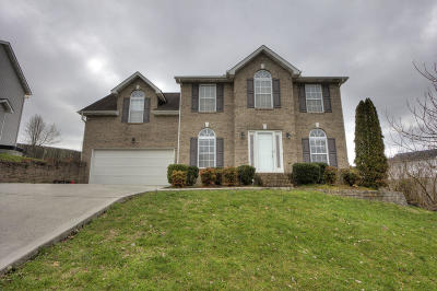 Knoxville Single Family Home For Sale: 5722 Parasol Lane