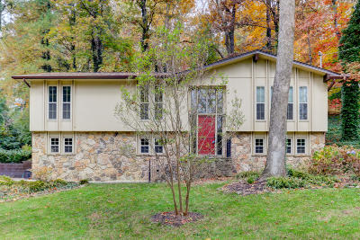 Knoxville Single Family Home For Sale: 5529 Woodburn Drive