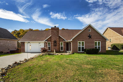 Knoxville Single Family Home For Sale: 4882 Garfield Terrace Drive