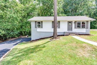 Knoxville TN Single Family Home For Sale: $193,000