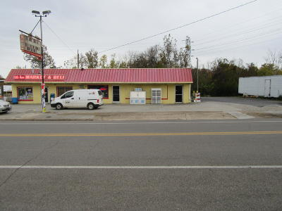 Knoxville Commercial For Sale: 1607 N 6th Ave Ave