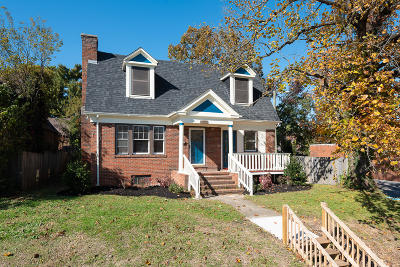 Knoxville Single Family Home For Sale: 2503 Martin Luther King Jr Ave