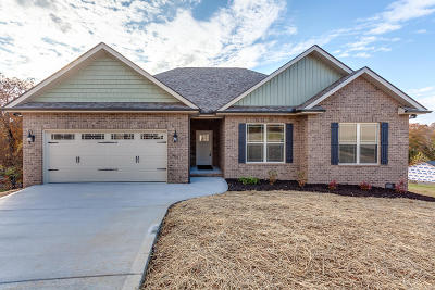 Knoxville Single Family Home For Sale: 6435 Glen Eagle Lane