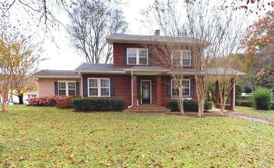 Knoxville Single Family Home For Sale: 5402 Holston Drive