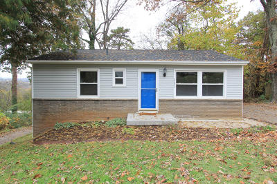 Knoxville Single Family Home For Sale: 2623 SE Vucrest Ave