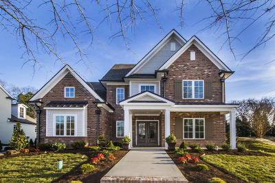 Knoxville TN Single Family Home For Sale: $772,400
