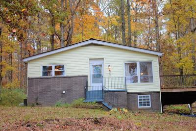 Powell Single Family Home For Sale: 485 Powder House Rd