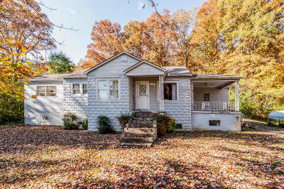 Knoxville Single Family Home For Sale: 158 Maples Rd