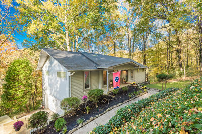 Knoxville TN Single Family Home For Sale: $350,000