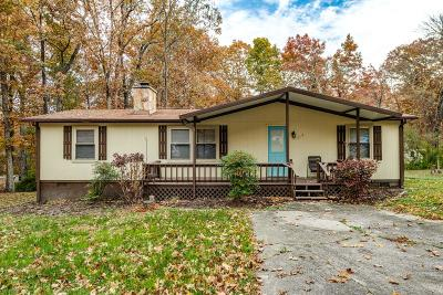 Crossville TN Single Family Home For Sale: $55,000