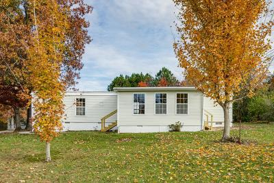 Crossville Single Family Home For Sale: 302 Rugby Rd