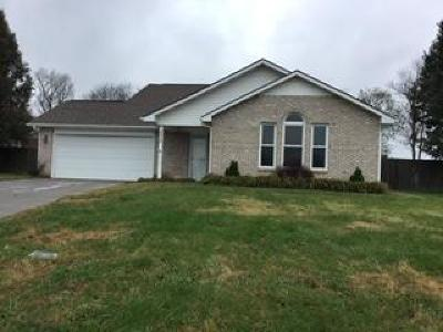 Maryville Single Family Home For Sale: 5505 Brandon Park Drive