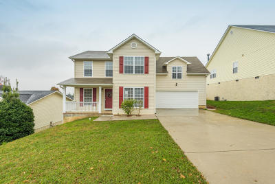 Knoxville Single Family Home For Sale: 6831 Avensong Lane