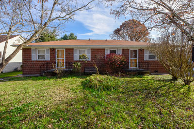 Knoxville Multi Family Home For Sale: 3214 Avondale Ave