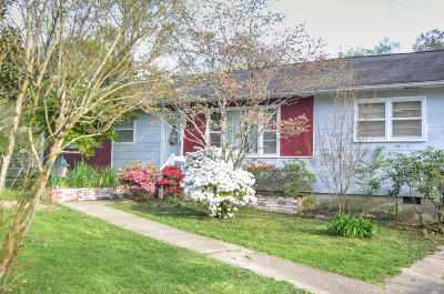 Oliver Springs Single Family Home For Sale: 307 Ridgeview Drive