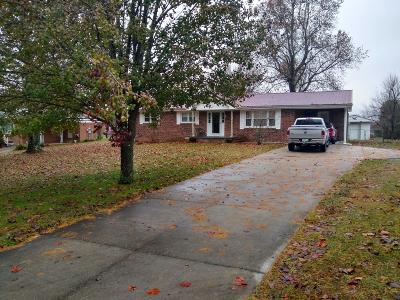 Crossville Single Family Home For Sale: 466 Highland Drive