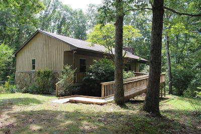 Crossville Single Family Home For Sale: 3407 Sparta Hwy