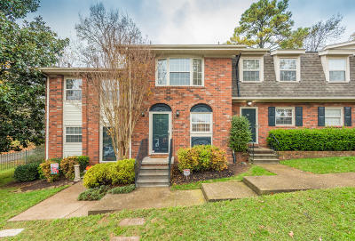 Knoxville TN Condo/Townhouse For Sale: $125,900